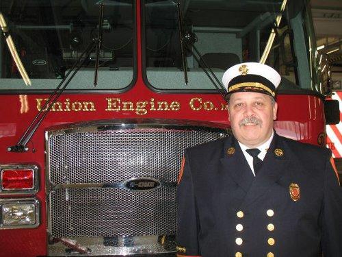 Chief Brian Comeau _ Union Engine Co. 2