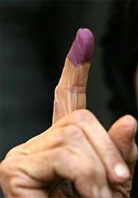 voteFinger
